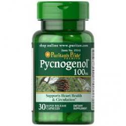 Puritan's Pride Pycnogenol® 100 mg / 30 Capsules