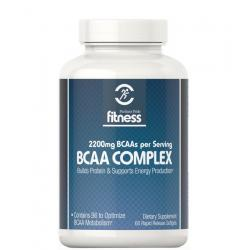 Puritan's Pride Fitness BCAA Complex 2200 mg / 60 Softgels