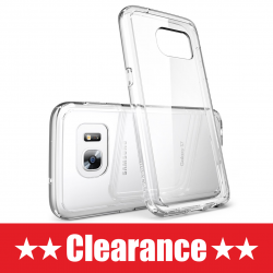 Galaxy Note 4 Case Halo Series Hybrid Clear... scratch Resistant I-blason