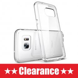 Galaxy Note 4 Case Halo Series Hybrid Clear... scratch Resistant I-blason