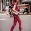 พร้อมส่ง Jumpsuit ยาว เสื้อผ้าแฟชั่น thumbnail 6