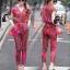 พร้อมส่ง Jumpsuit ยาว เสื้อผ้าแฟชั่น thumbnail 7